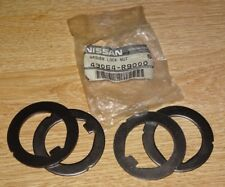 Genuine Nissan Lock Nut Washers (pack of 4) 43064-R9000