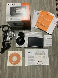 Sony nav-u NV-U83T 4.8-Inch Widescreen Bluetooth Portable Navigation System