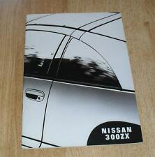 Nissan 300ZX Brochure - 300 ZX Turbo Sports Coupe