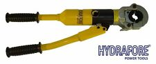 Hydraulic Pipe Tube Crimper PEX Copper Clamping Tool HVAC Crimping Plumbing F32Y