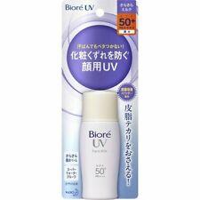Kao BIORE UV Perfect Face Milk Sunscreen SPF50+ PA++++ Waterproof F/S Japan