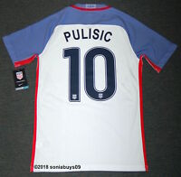 c7cbcc84f Nike Men s DEMPSEY USA Away Player Issue Soccer Jersey