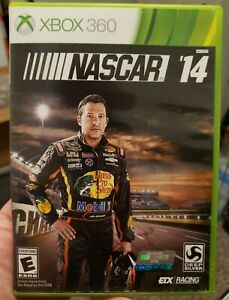 NASCAR 14 (Microsoft Xbox 360, 2014) Complete FREE SHIPPING!!!