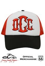 Official Orange County Choppers 'Truckers' Cap - Custom Bikes, Harley Davidson