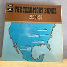 VARIOUS The Territory Bands 1926-29 1969 UK Vinyl LP EXCELLENT CONDITION