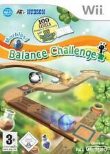 Nintendo Wii +Wii U MARBLES BALANCE CHALLENGE Neuwertig