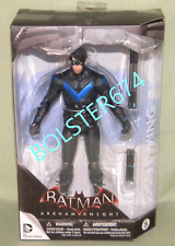 """NIGHTWING #5 Batman Arkham Knight 6.75"""" Action Figure DC Collectibles 2015"""