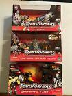 Transformers RID LOT, Sky-Byte; Sideways, Axer, Gas Skunk, Dark Scream, Slapper