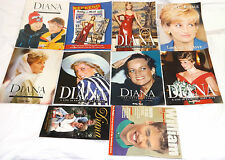 Princess Diana Newspapers Daily Mail Daily Mirror News Of The World Supplements