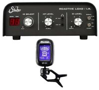 SUHR REACTIVE LOAD I.R. ANALOG DI INTERFACE DIRECT BOX 8 OHM LOAD I R (TUNER )
