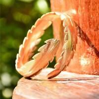 Popular Girl Punk Swirl Upper Arm Cuff Armlet Armband Bangle Bracelet Jewellery