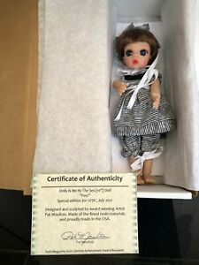 UFDC Pat Moulton Dolly by The Sea Convention Doll