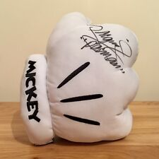 Manny Pacquiao x Mindstyle x Disney Hand Signed Mickey Mouse Boxing Glove COA