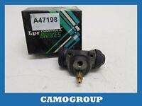 Cylinder Rear Brake Rear Wheel Brake Cylinder LPR Peugeot Bipper 4706