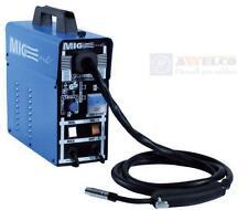 saldatrice a filo continuo MIG-ONE saldatrici Awelco no gas 95 A 1,2 Kw
