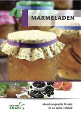 MARMELADEN geeignet für Thermomix TM5 TM31 Frühstück Kochstudio-Engel Marmelade