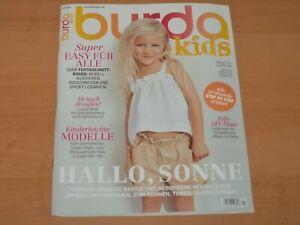 burda kids + Schnittmuster Ausgabe 1/2021 NEU!