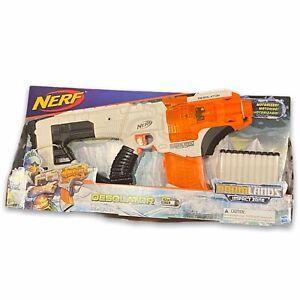 Nerf Doomlands Desolator Blaster - Nerf Gun + 10x Dart Set - Brand New In Box!