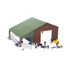 43139A1 Britains Farm Building Set inc Animals & Farmer 1:32 Scale Children 3+