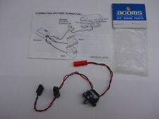 Tamiya FOX 58051 Wild One 58050 Hornet 58045 vintage Acoms battery eliminator