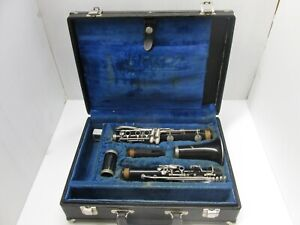 Clarinet In Case for parts