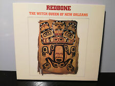Digi-CD Redbone - The Witch Queen Of New Orleans (2004, Repertoire, RES 2318)