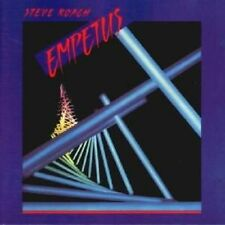STEVE ROACH - Empetus (CD Made In West Germany, 1986, Fortuna Records)