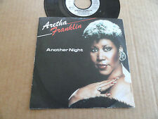 "DISQUE 45T DE ARETHA FRANKLIN  "" ANOTHER NIGHT """
