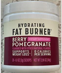 💕 Nutrisystem Berry Pomegranate Hydrating Fat Burner Dietary Supplement 11/22