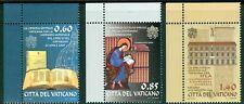 2009 Vatican City Sc# 1415-17: Pontifical Biblical Institute MNH