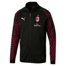 Puma AC Milan Stadium Jacket with sponsor pum L
