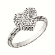 Links of London Womens Jewellery Pure Heart Collection Sterling Silver Ring L