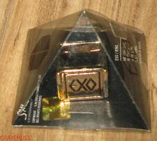 EXO EXO-K EXO-M XOXO SM OFFICIAL GOODS GOLD COLOR RING SEALED