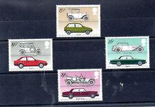 Gran Bretaña Coches serie del año 1982 (AT-845)