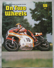 On Two Wheels magazine The inside story of Motor Cycling Issue 59