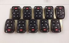 LOT OF 10 HONDA ODYSSEY 11-14 KEY LESS ENTRY ORIGINAL REMOTE OEM FOB ALARM USA