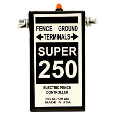 Fence Charger Silver Streak Super 250 / Free Lightning Diverter