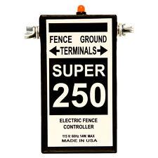 Fence Charger Silver Streak Super 250 Free Lightning Diverter