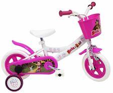Biciclette gialli in acciaio, per bambina