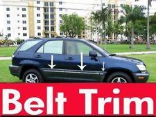 Lexus RX RX300 CHROME SIDE BELT TRIM DOOR MOLDING 97 98 99 00 01 02 03