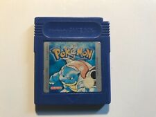Pokémon Blu - Nintendo Game Boy GB ITA