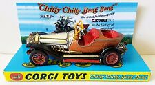 CORGI Toys 266 CHITTY CHITTY BANG BANG Diecast Model Car Custom Display Stand [a