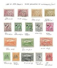 New Guinea NW Pacific Is Stamp Collection 1915 - 1939. SG Cat: £100+