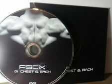 P90X Replacement Disc: 01 Chest & Back