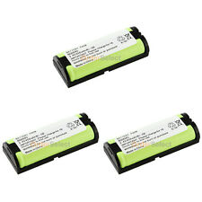 3 NEW Rechargeable Home Phone Battery for Panasonic HHR-P105 HHR-P105A TYPE 31