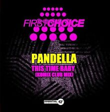 Pandella - This Time Baby (Komix Club Mix) [New CD] Manufactured On Demand