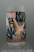 Vintage 1983 Burger King Star Wars-Return of the Jedi Glass Darth Vader Battle