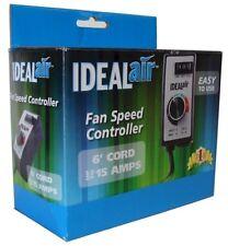 Ideal-Air Fan Speed Controller