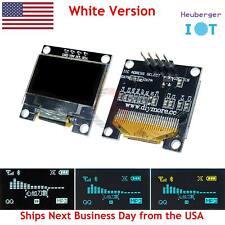 """0.96"""" IIC Serial White OLED Display 128x64 I2C SSD1306 12864 Arduino LCD Screen"""