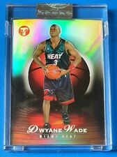 DWYANE WADE RC 2003-04 Topps Pristine #114 REFRACTOR #ed 206/499 Uncirculated🏀